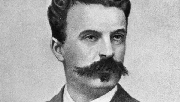 Guy de Maupassant, auteur de Bel-Ami